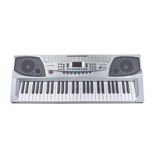 Órgano eléctrico Joy MK-2083 54 teclas, 100 timbres, gris