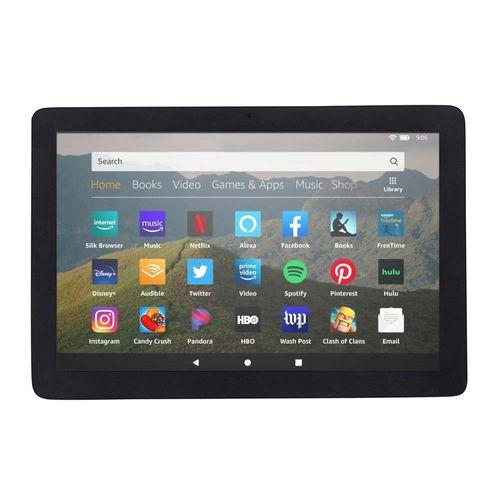 "Tablet Fire HD 8, pantalla 8"", almacenamiento 32GB, RAM 2GB, Cámaras 2MP, Negro"