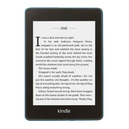 "Tablet Kindle Paperwhite 8GB, pantalla 6"", wifi - azul"