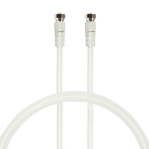 Cable coaxial Radioshack 6 ft