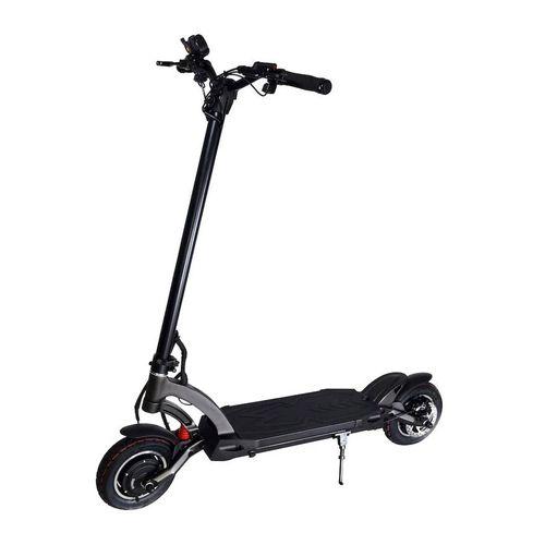 """E-scooter Mantis 10 LG, autonomía 75km, vel máx 60km/h, llantas 10"""", Freno semi hidráulico + EABS, doble suspensión, 2 motores de 1000W c/u"""