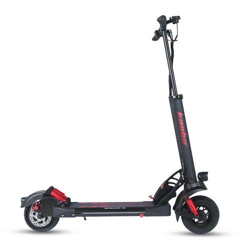 """E-scooter Skywalker 8S, autonomía 45km, vel máx 40km/h, llantas 8.5"""", Freno de disco posterior + EABS, suspensión delantera posterior, 800W"""