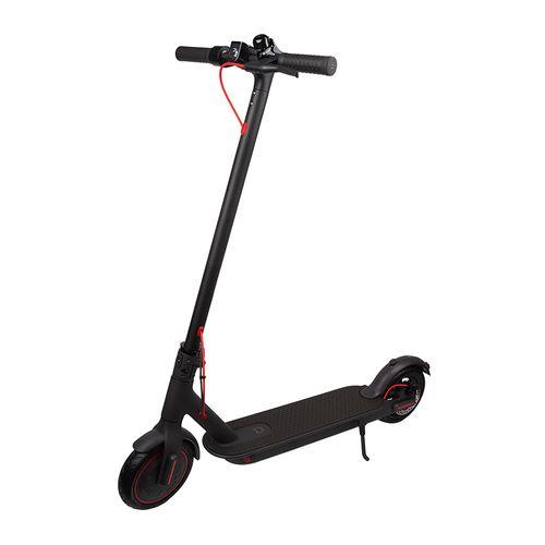 """Scooter Eléctrico XIAOMI M365 PRO Negro con Autonomía de 45 km, Vel. Máx: 25 km/h, Tolerancia: 100 kg, Llantas de 8.5"""" con cámara, Potencia: 300W"""