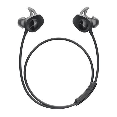Audífonos Bluetooth SoundSport, NFC, resistentes al sudor y la interperie, Negro