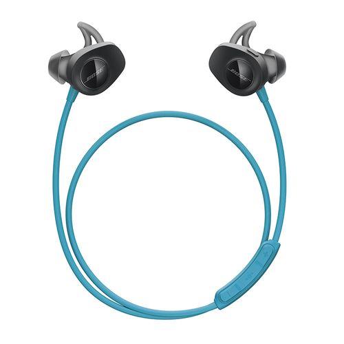Audífonos Bluetooth SoundSport, NFC, resistentes al sudor y la interperie, Aqua