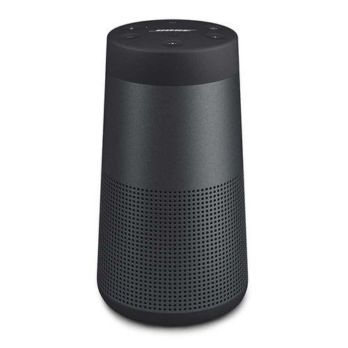 Altavoz bluetooth SoundLink Revolve audio 360° resistente al agua, función manos libres, Negro