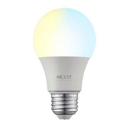 Foco LED inteligente Wi-Fi 220V, Tipo de Bombilla A19, Luz blanca y cálida, Puede regular la intensidad