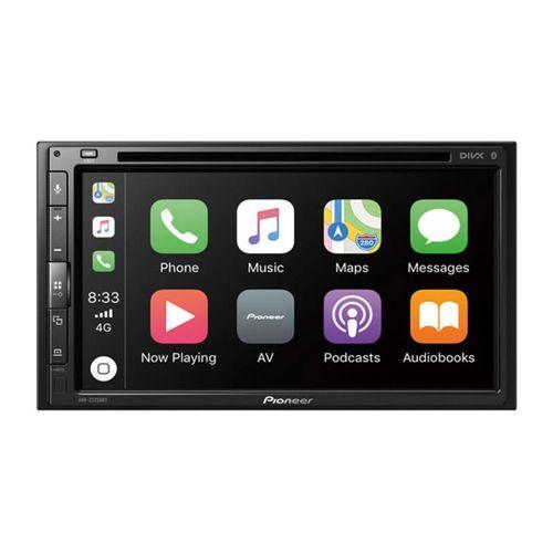 Autoradio AVH-Z5250BT,  pantalla táctil transparente WVGA de 6,8″, Gran rendimiento AV, interfaz intuitiva y personalizable, CP/AA