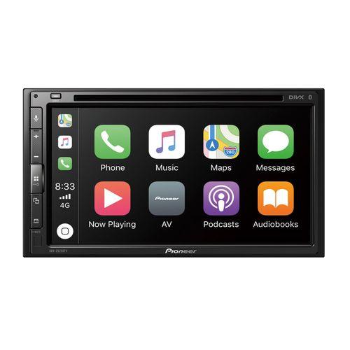 Autoradio AVH-Z5250TV, pantalla táctil transparente WVGA de 6,8″ con sintonizador de TV, Gran rendimiento AV, BT