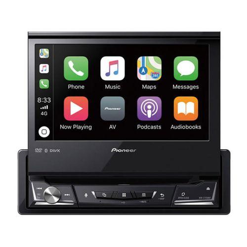 Autoradio AVH-Z7250BT, pantalla táctil transparente WVGA de 7″, Gran rendimiento AV, interfaz intuitiva y personalizable, BT