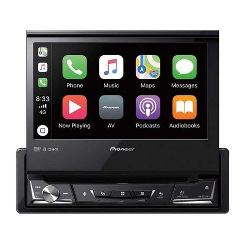 Autoradio AVH-Z7250TV,pantalla táctil transparente WVGA de 7″ con sintonizador de TV, Receptor DVD multimedia,