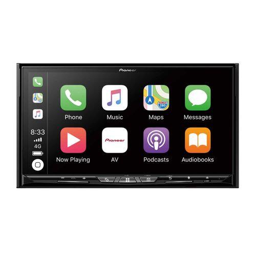 "Autoradio AVH-Z9250BT, pantalla táctil resistiva WVGA de 7"", Reproductor de DVD/CD, Bluetooth"