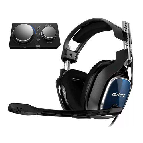 Headset Astro A40 TR + MIXAMP PRO TR para PS4 y PC