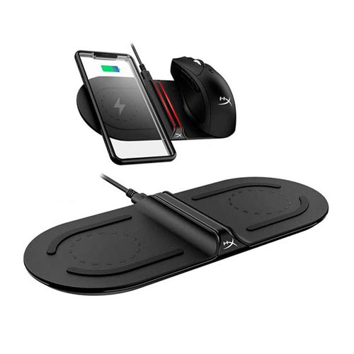 Cargador Inalámbrico ChargePlay Base QI Pad