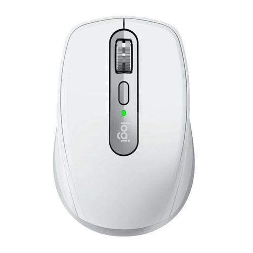 Mouse Inalámbrico MX Anywhere 3, Bluetooth, 6 Botones, batería recargable - Gris