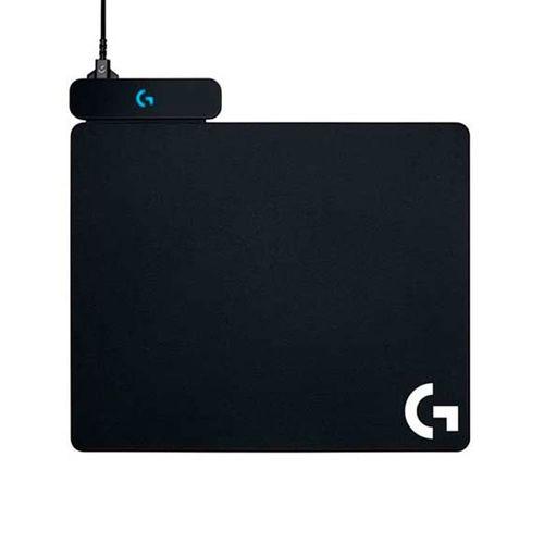 Mouse pad con Sistema de Carga Inalámbrico Powerplay Lightspeed RGB