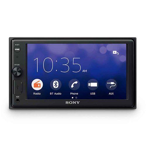 """Autoradio Sony XAV-1500 6.2"""", bluetooth, 55 x 4w, control remoto"""