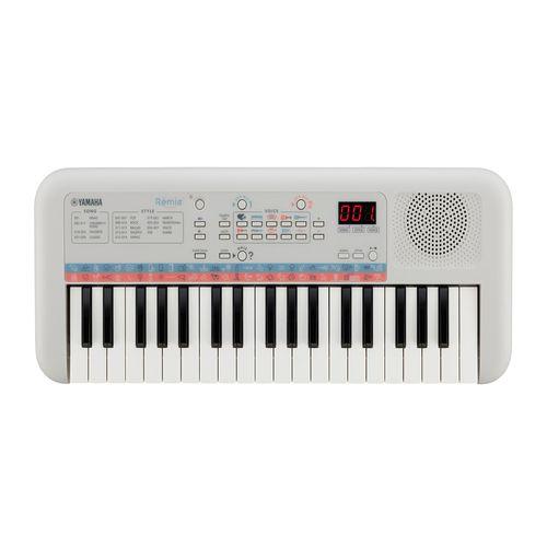 Teclado Portable PSS-E30,49 Voces (instrumentos), 74 efectos de sonido, 30 Canciones incorporadas, Blanco