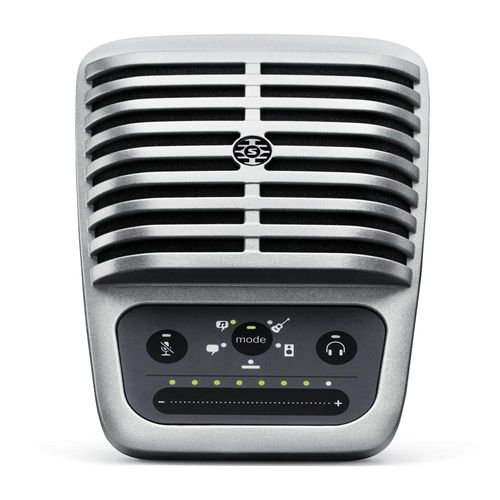 Micrófono Usb Diafragma Grande Multiusos, Incluye 3 Cables Usb