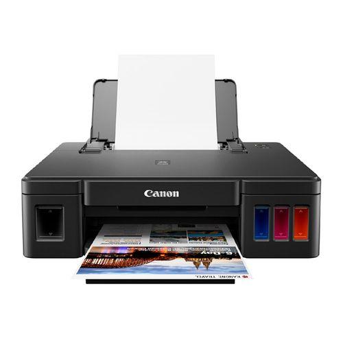 Impresora Pixma G1100, Inyección, Sistema de tinta integrado 4 colores