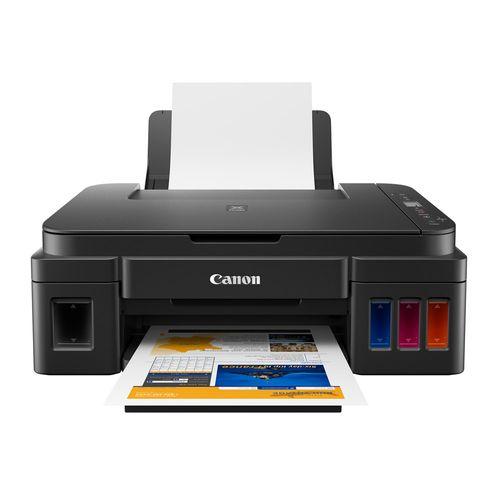 Impresora multifuncional Pixma G2110, Inyección, Sistema continuo, impresión, escáner, copia