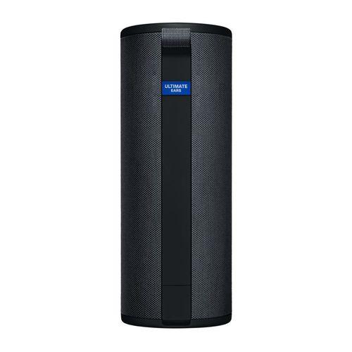 Parlante Megaboom 3, sonido de 360°, resistente al agua IP67, hasta 20 horas de reproducción - negro