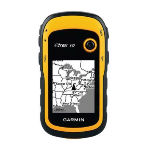 Navegador GPS y glonass Garmin Etrex 10x satelital 6MB 25 horas