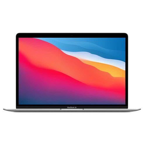 """Laptop MacBook Air 13.3"""" retina, procesador m1 8-core, 512GB ssd, 8GB, teclado inglés - silver"""