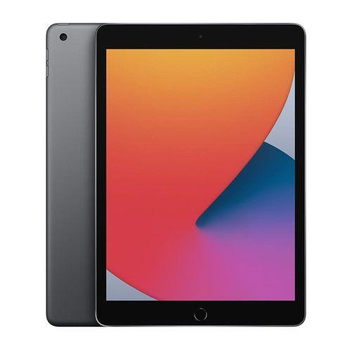 """Tablet iPad, pantalla 10.2"""", cámara principal 1.2MP, frontal 8MP, almacenamiento 128GB - space gray"""