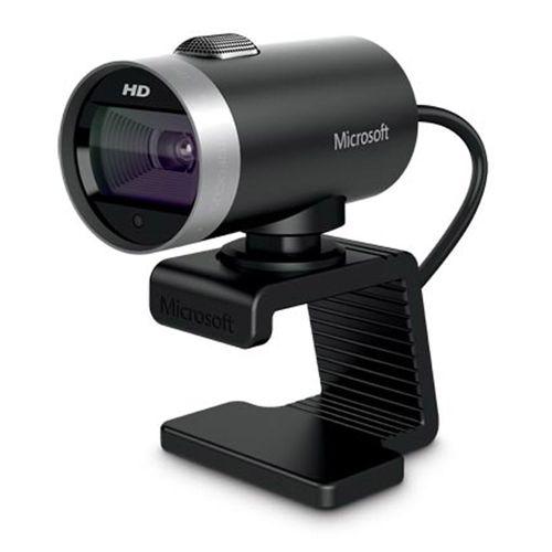 Cámara web Microsoft Lifecam Cinema usb 2.0, 720p, micrófono integrado