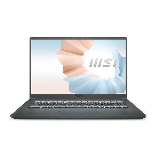 "Laptop Modern 15 A11SB, Pantalla 15.6"", procesador Core i7-1165G7, 512GB ssd, RAM 16GB, Windows 10"