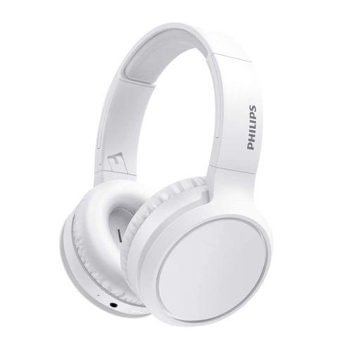 Audífonos Bluetooth On Ear TAH5205WT, 29 horas de batería - blanco