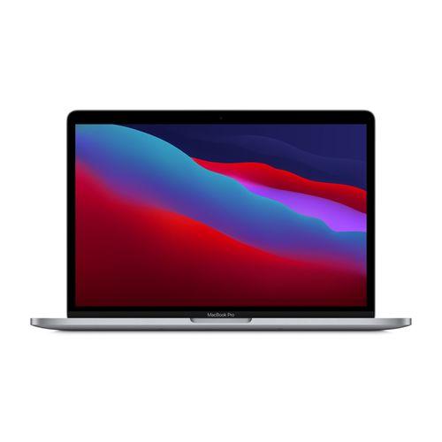 "Laptop MacBook Pro 13.3"" retina, procesador M1 8-CORE, 512GB ssd, RAM 8GB, space gray"
