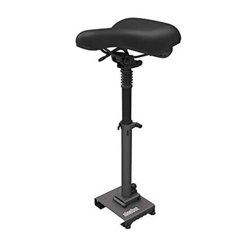 Asiento original para scooter Max G30P y G30LP, absorbente de golpes, transpirable, desmontable y plegable
