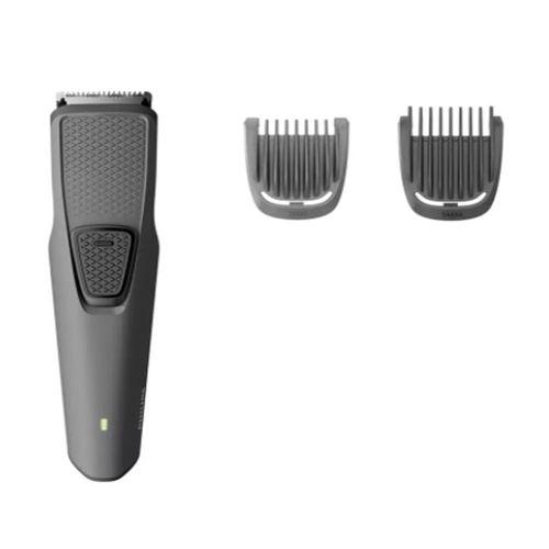 Recortador de barba Philips Series 1000 recargable cuchillas autoafilables