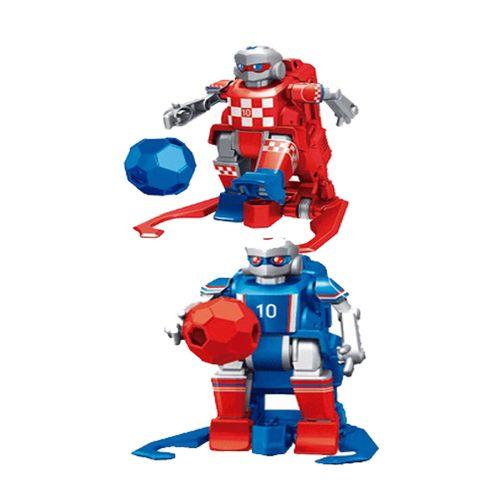 Robots de Futbol con Arcos
