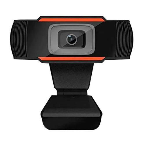 Cámara Web con Conexión USB 2.0, 720P, micrófono integrado