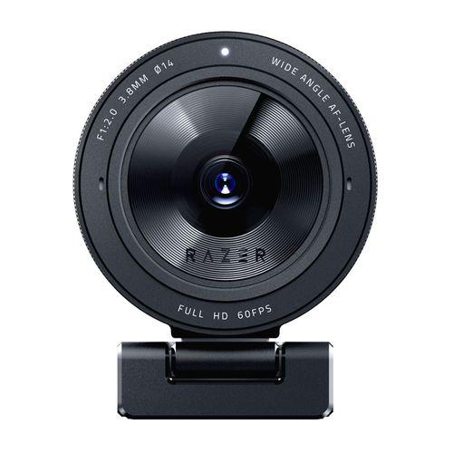 Cámara web Razer KIYO PRO usb 3.0, 1080p, cobertor y micrófono integrado