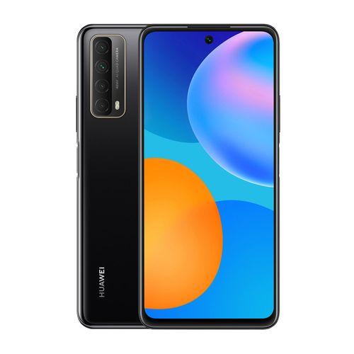 """Smartphone Y7A, Dual Sim, pantalla de 6.67"""", almacenamiento de 64GB, RAM 4GB, cámara principal 48MP, frontal 8MP, batería 5.000 mAh, negro"""