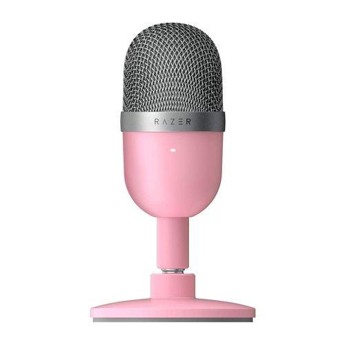 Micrófono Razer Seiren mini ultra compacto Quartz Edition
