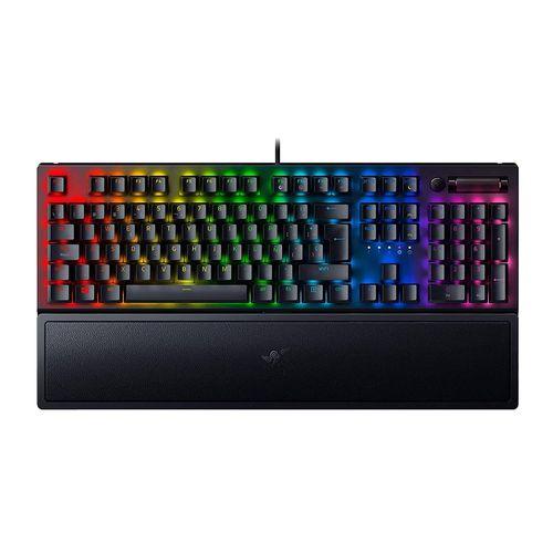Teclado gaming Razer Blackwidow V3 macánico, switch verde, RGB