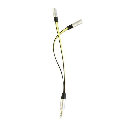 Cable Splitter 3.5Mm Verde