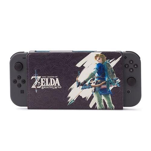 Protector Híbrido Nintendo Zelda Edition para Switch