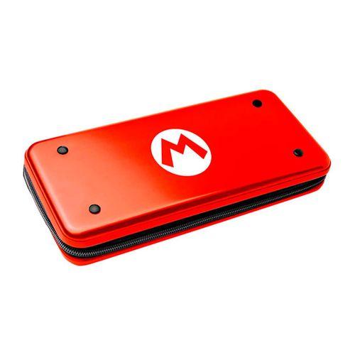 Case para Switch Hori Mario Edition aluminio