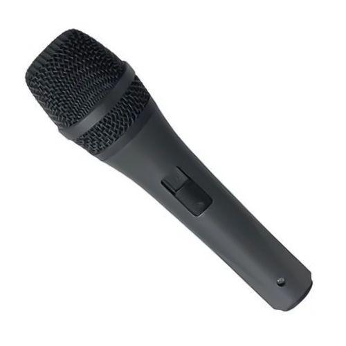 Micrófono dinámico alámbrico Coolbox 5 m
