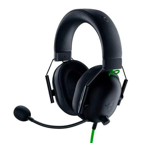 Audífono gaming Razer BlackShark V2 X sonido surround 7.1, conexión 3.5 mm, multiplataforma
