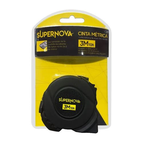 Cinta métrica Supernova 3m