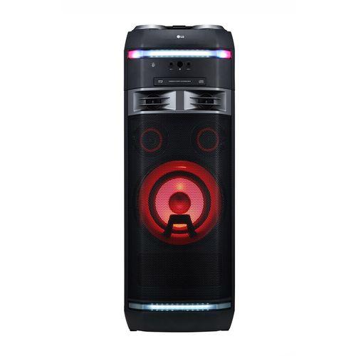 Parlante de torre bluetooth LG XBOOM Ok75 1000W