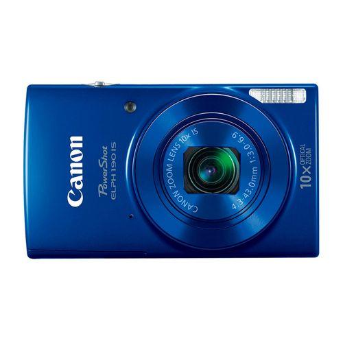 Cámara Canon PowerShot ELPH 190 IS HD 20MP azul