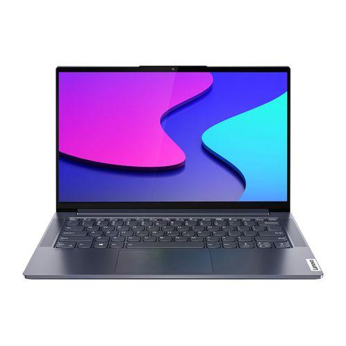 "Laptop Lenovo Yoga S7 14"", core i5-1135G7, 256gb ssd, 8gb ram, gráfica iris xe, windows 10, teclado inglés"